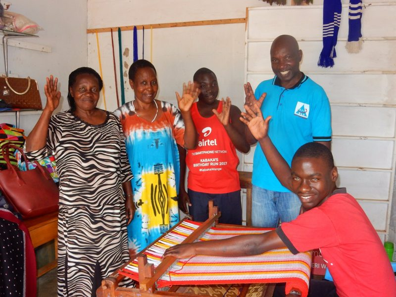 Deaf Business Group – Mityana