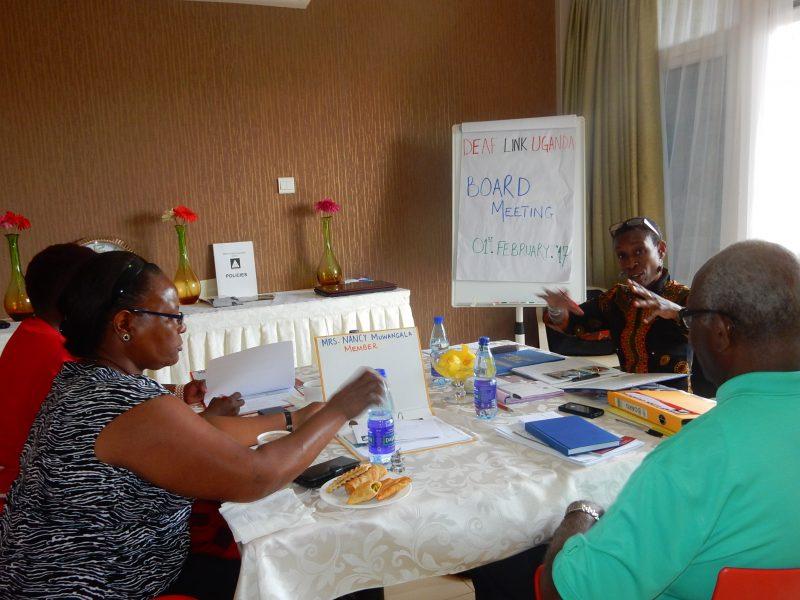 DLU Board Meeting