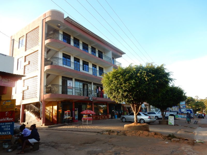 DLU Office, Kampala
