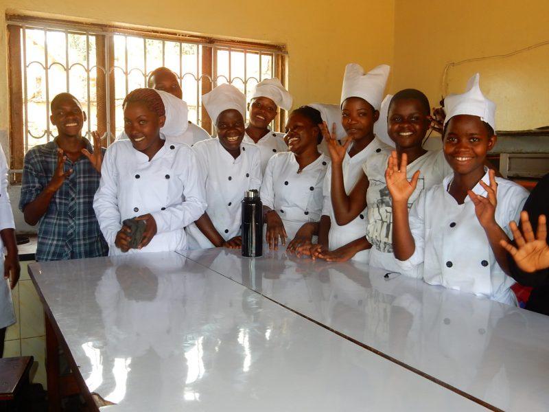 Rehema catering team