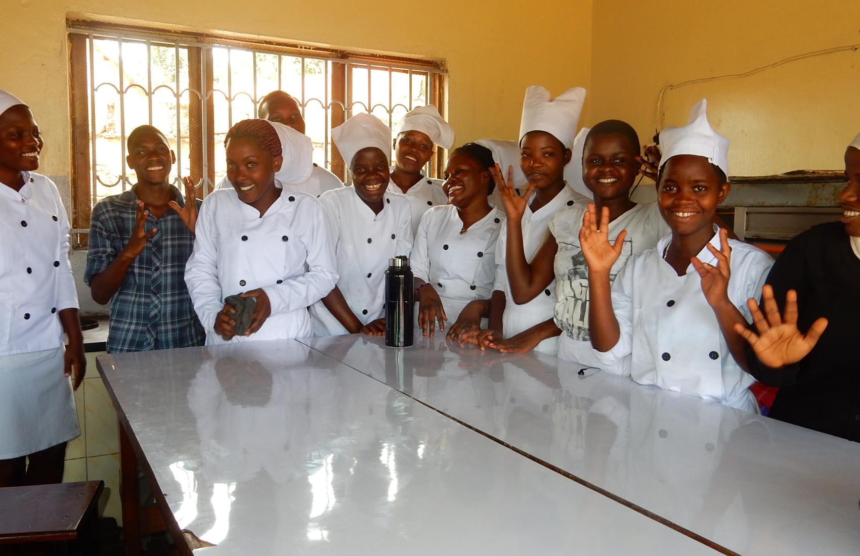 Rehema-catering-team