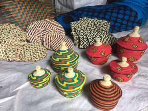 Handicrafts from Fort Portal