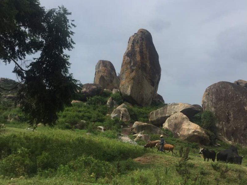 Kachumbala rock, Bukedea district, Eastern Uganda.